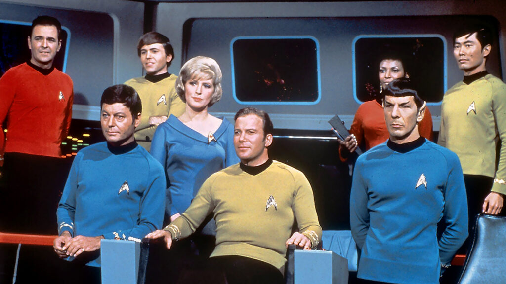 which star trek character are you