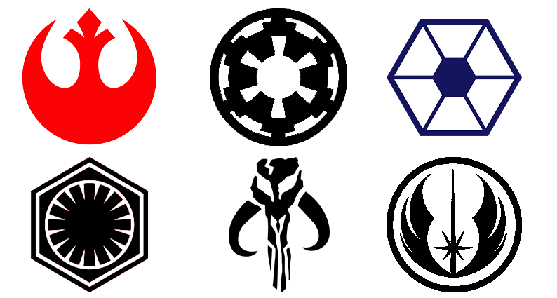 which star wars faction am i
