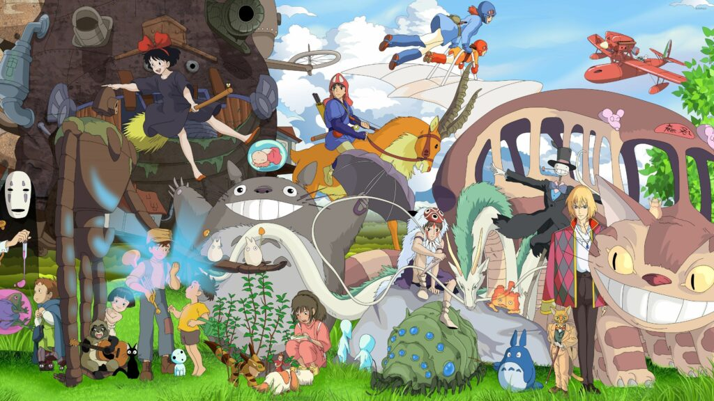 which studio ghibli character are you