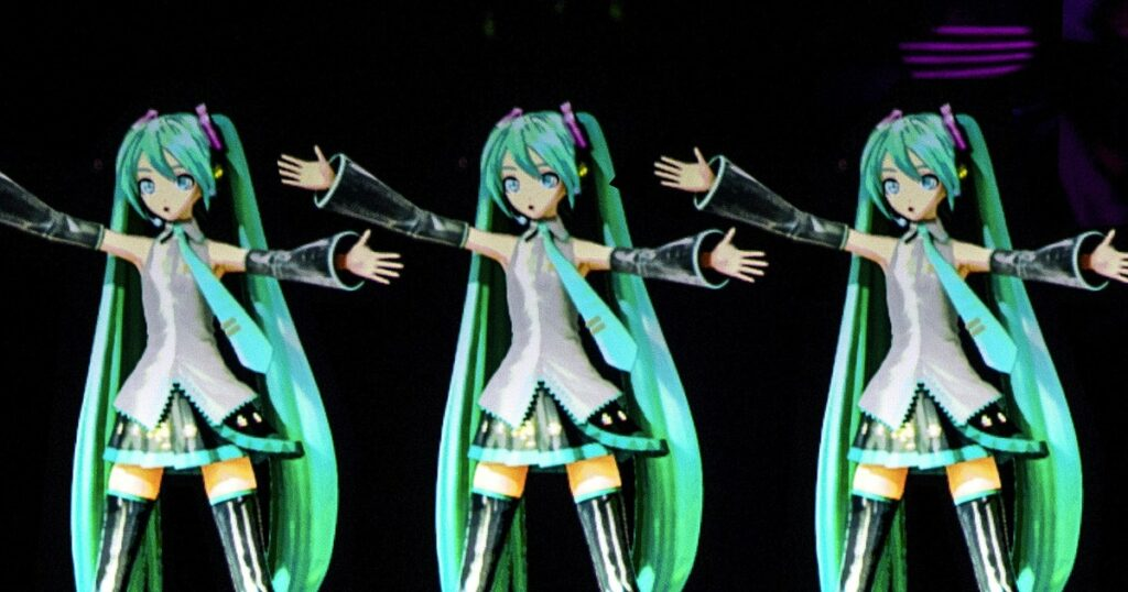 which vocaloid are you