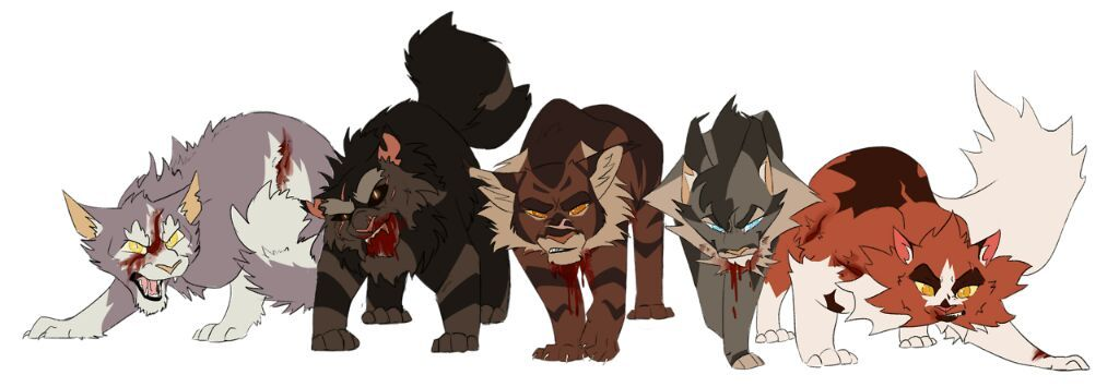 which warrior cat villain are you